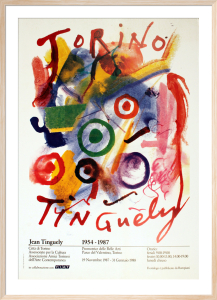 Torino by Jean Tinguely
