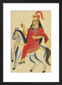 Rani Lakshmi Bai, c.1885 by Unknown artist