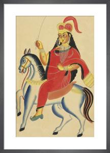 Rani Lakshmi Bai, c.1885 by Unknown artist