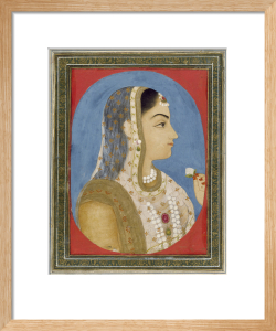 Mughal miniature, 18th century by Unknown artist