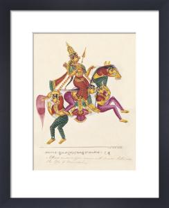 Rati, c.1820-25 by Unknown artist