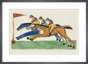 Jockeys, c.1830 by Unknown artist