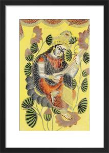 Saraswati, c.1860 by Unknown artist