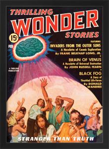 Brain of Venus by Anonymous