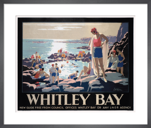 Whitley Bay by J Littlejohns