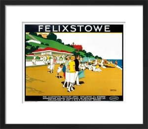 Felixstowe by Graham Simmons