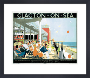 Clacton-on-Sea by George Henry Gawthorn