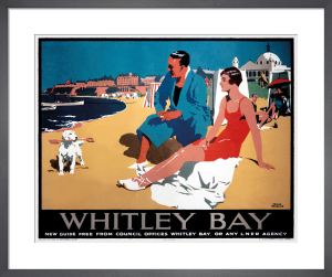 Whitley Bay by Frank Newbould