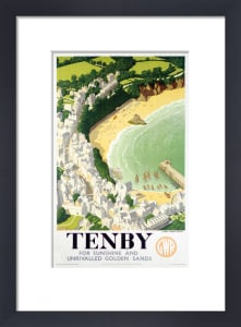 Tenby by Ronald Lampitt