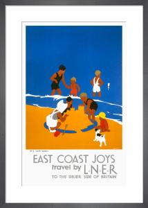 East Coast Joys, No 3 by Tom Purvis
