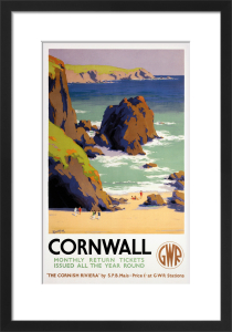 Cornwall by H Alker Tripp