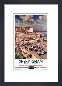 Sheringham by Tom W Armes