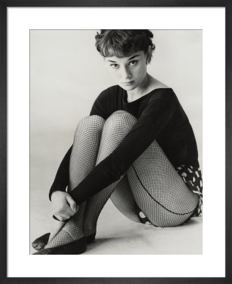 Audrey Hepburn , November 1950 by Bassano Ltd