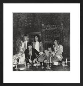 The Rolling Stones, December 1968 by David Wedgbury