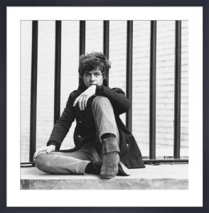Marc Bolan, 1965 by David Wedgbury