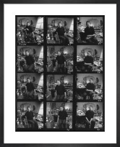 Francis Bacon, May 1971 by Francis Goodman