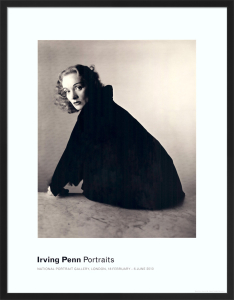 Marlene Dietrich, New York 1948 by Irving Penn