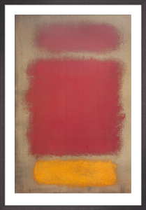 Untitled, 1968 by Mark Rothko