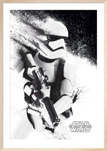 Star Wars Episode VII - Stormtrooper Paint by Anonymous