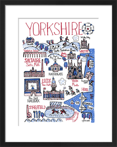 Yorkshire by Julia Gash