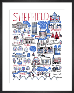 Sheffield by Julia Gash