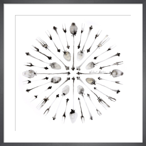 Cutlery Spin by Bridget Davies