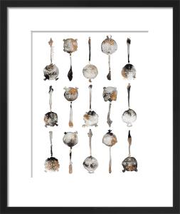 Tea Strainers by Bridget Davies