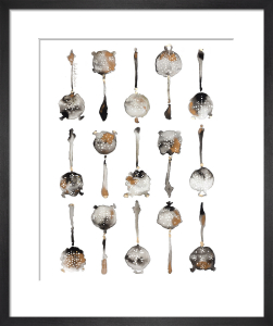 Tea Strainers by Bridget Davies