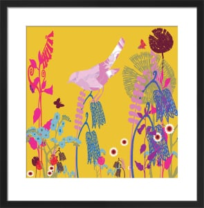 Flutter Cluster by Tiffany Lynch