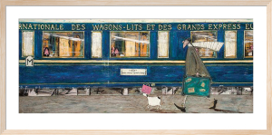 Orient Express Ooh La La by Sam Toft