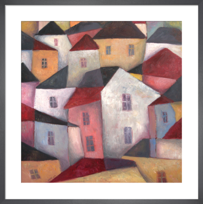 Townscape Abstraction by Jeremy Mayes