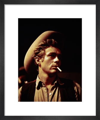 James Dean (Giant) 1956 by Hollywood Photo Archive