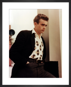 James Dean 1954 by Hollywood Photo Archive