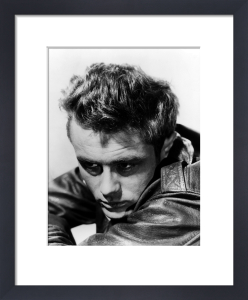 James Dean, 1954 by Hollywood Photo Archive