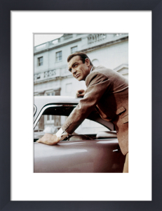 Sean Connery (Goldfinger), 1964 by Hollywood Photo Archive