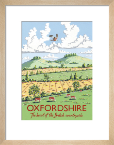 Wittenham Clumps, Oxfordshire by Kelly Hall