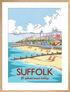 Southwold, Suffolk by Kelly Hall
