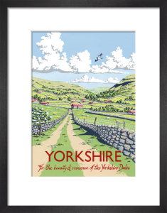Swaledale, North Yorkshire by Kelly Hall