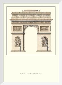 Paris - Arc de Triomphe by Anonymous