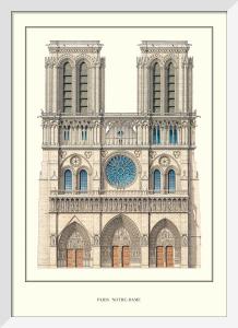 Paris - Notre-Dame by Anonymous