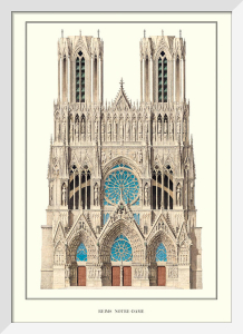 Reims - Notre-Dame by Anonymous