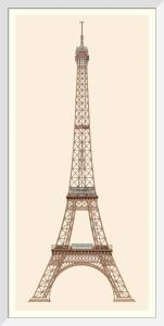 Paris - Tour Eiffel by Anonymous
