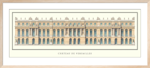 Chateau de Versailles by Anonymous