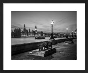 Embankment Bench by Assaf Frank