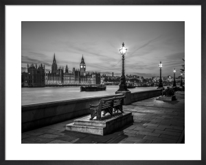 Embankment Bench by Assaf Frank