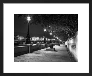 River Walk Lamps by Assaf Frank