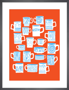 Mugs by Skinny laMinx