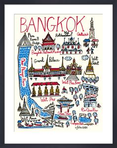 Bangkok by Julia Gash