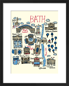 Bath by Julia Gash