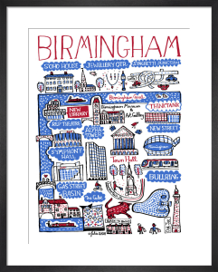 Birmingham by Julia Gash